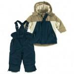 Зимние куртка и полукомбинезон 92й размер