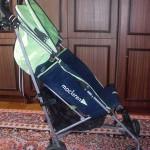 продаю прогулочную коляску-трость Maclaren Triumph б/у