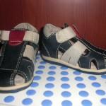 Туфли открытые Flamingo 19 размер на первые шаги
