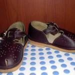 Классические советские ясельные туфли 12,5 (20-й размер)