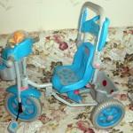 Продам трехколесный детcкий велосипед family