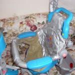 памперс: Продам трехколесный детcкий велосипед family